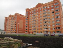 ЖК в поселке Фабрики им. 1 Мая